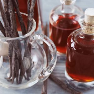 NATURAL VANILLA EXTRACT 1-FOLD BOURBON